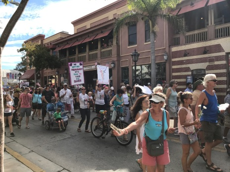 Key West Women's March