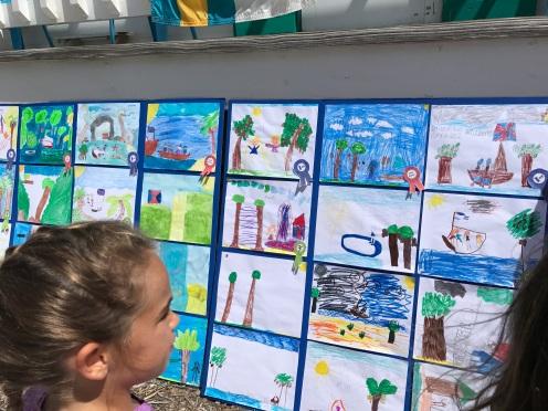 Local kids' art contest