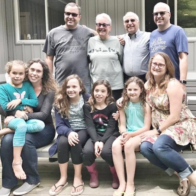 Our Stein clan