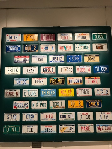 Preamble in License Plates!